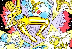 Droids #4 – Lost in Time