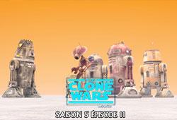 The Clone Wars S05E11 - Une Journée ensoleillée dans le néant