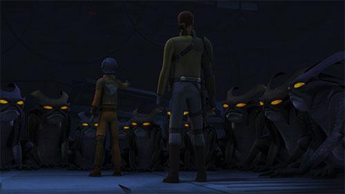 Rebels S01E07 - La Force sous contrôle