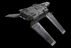 Navette-cargo de classe Zeta
