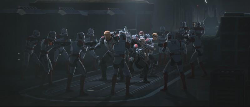 The Bad Batch S01E01 - La Clone Force 99