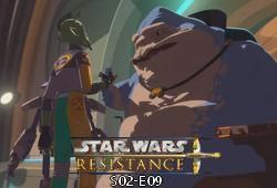 Star Wars Resistance - S02E09 - Le Vortex de Voxx 5000