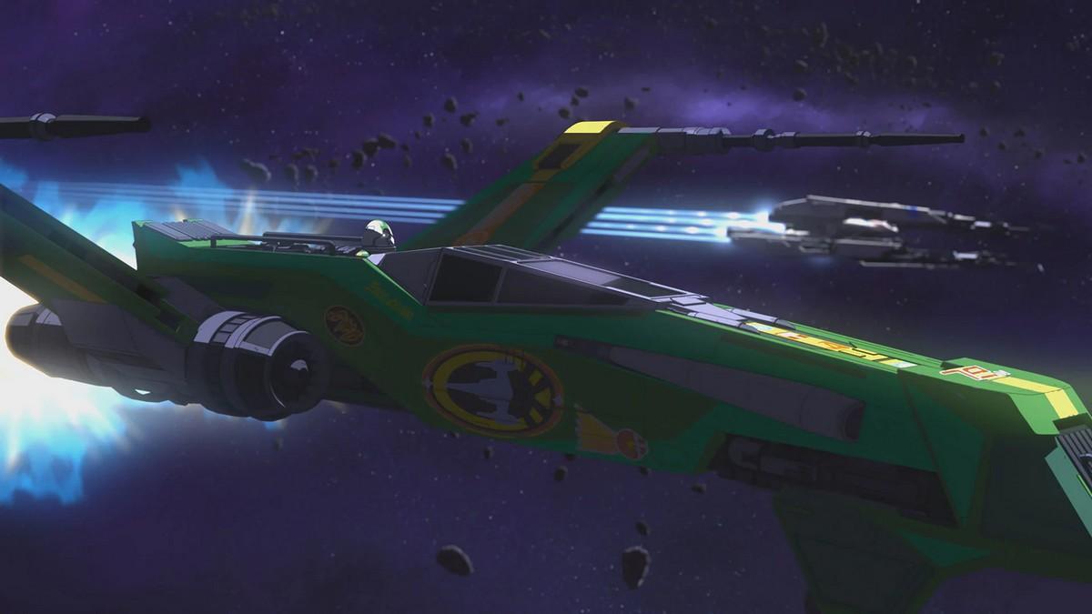 Star Wars Resistance - S02E09 - The Voxx Vortex 5000