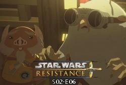 Star Wars Resistance - S02E06 - La Menace des profondeurs