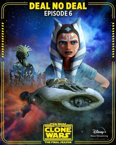 The Clone Wars S07E06 - Une affaire douteuse