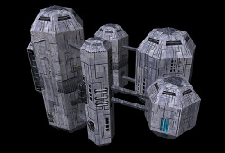 Complexe industriel VenteX