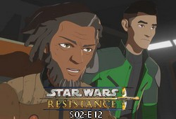 Star Wars Resistance - S02E12 - The Missing Agent