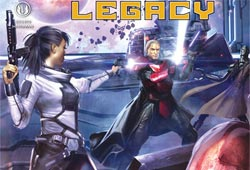 Legacy Volume II #04 - Prisoner of the Floating World, Part 4
