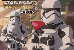 Star Wars Resistance - S01E15 - L'Occupation du Premier Ordre