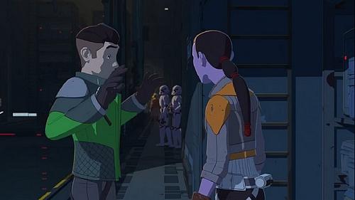 Star Wars Resistance - S01E15 - L'Occupation du Premier Ordre