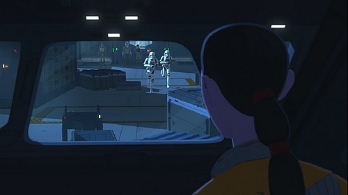 Star Wars Resistance - S01E15 - The First Order Occupation