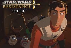 Star Wars Resistance - S01E07 - Secteur six en alerte