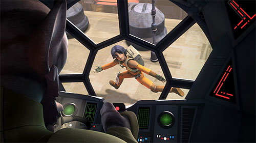 Rebels S01E02 - La Mission impossible