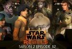 Rebels S02E12 - La Légende des Lasats