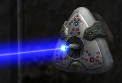 Mine laser