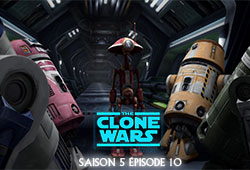 The Clone Wars S05E10 - Les Armes secrètes