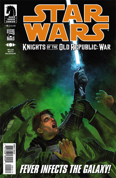 Knights of the Old Republic : War #04