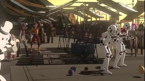 Star Wars Resistance - S01E16 - Le Nouveau Stormtrooper