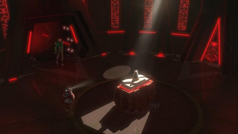 Star Wars Resistance - S02E07 - La Chasseuse de reliques
