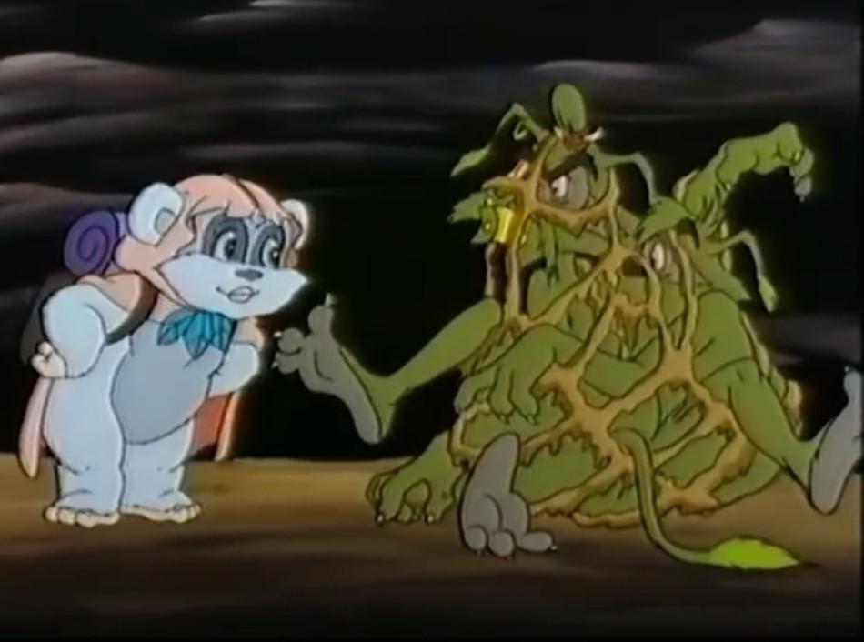 Ewoks S01E06 - L'arbre de Lumière