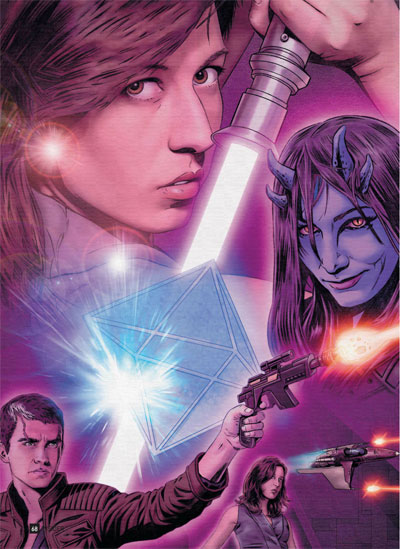 Le Destin des Jedi Vol. 09,5 : Getaway