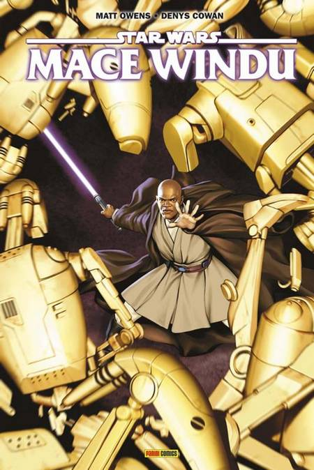 Mace Windu - Jedi de la République