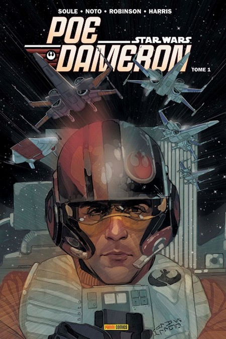 Poe Dameron - 1. Escadron Black