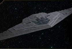 Destroyer stellaire de classe Mega
