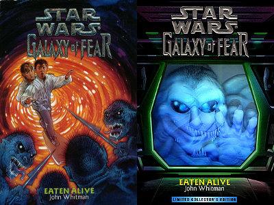 Galaxie de la peur Vol.01 - Dévorés vivants