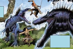 Raptor tythonien
