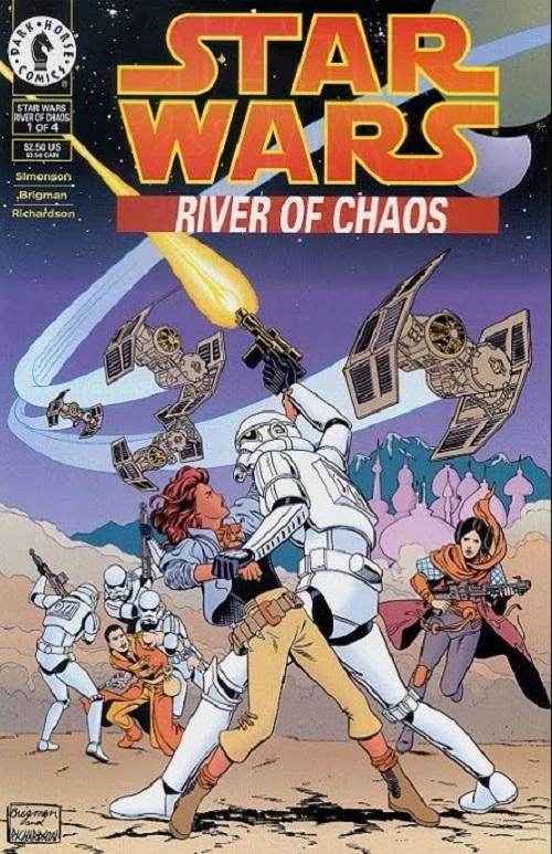 La Rivière du Chaos