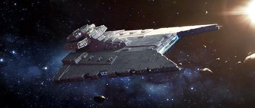 Destroyer stellaire de classe Gladiator