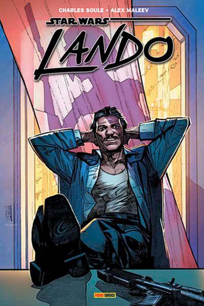Lando - Le Casse du Siècle