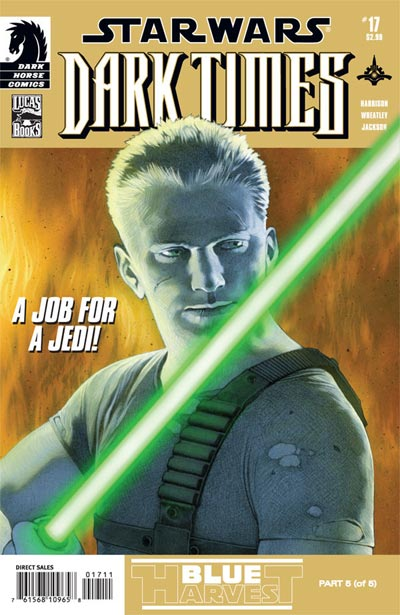 Dark Times #17 - Blue Harvest #05