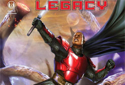 Legacy Volume II #03 - Prisoner of the Floating World, Part 3