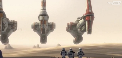 Rebels S02E10 - A princess on Lothal