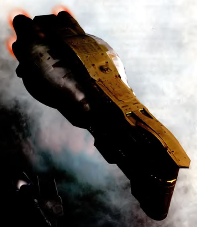 Cargo léger de classe Darvro