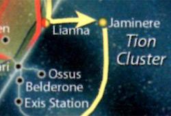 Bataille de Lianna