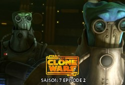The Clone Wars S07E02 - Un écho distant