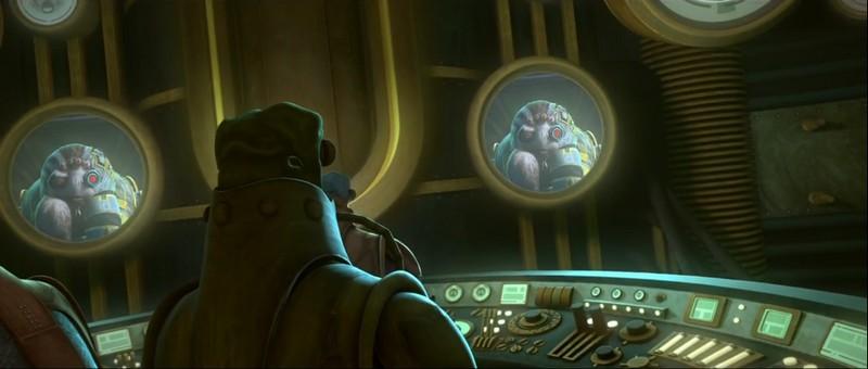 The Clone Wars S07E02 - Un écho distant