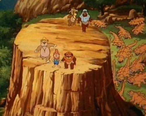 Ewoks S01E04 - Sauver Deej
