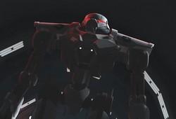 Droïde sentinelle de série DT