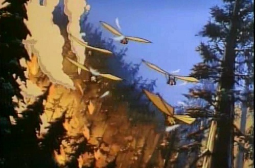 Ewoks S01E01 - Les arbres qui pleuraient