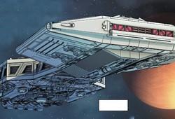 Croiseur léger du Premier Ordre