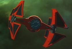 Intercepteur TIE Baron