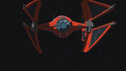 Intercepteur TIE du Premier Ordre