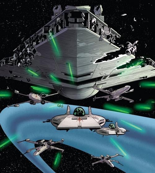 Star Wars (2020) - 2. The Will of Tarkin