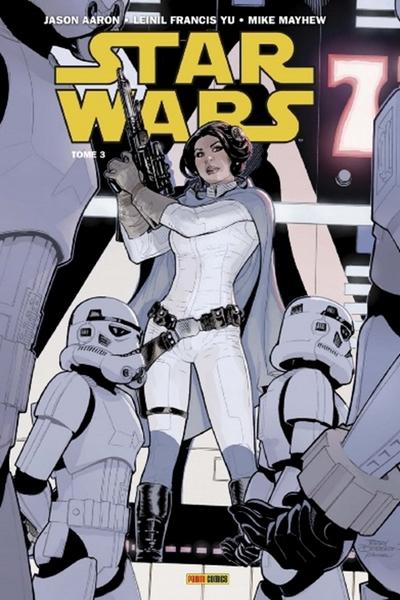 Star Wars - 3. Prison Rebelle