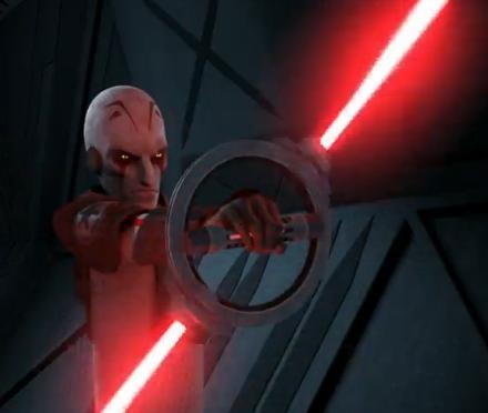 Sabre laser du Grand Inquisiteur
