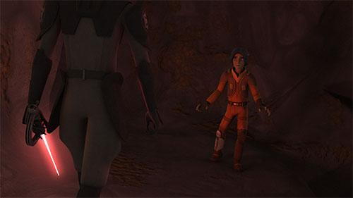 Rebels S01E08 - L'Épreuve du Jedi